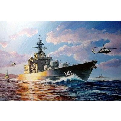 ヘリ搭載護衛艦 はるな (1/700スケール スカイウェーブ J27)の商品画像