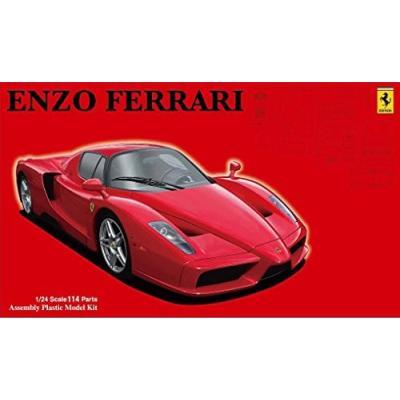 フェラーリ エンツォ フェラーリ (1/24スケール リアルスポーツカーシリーズ RS102)の商品画像