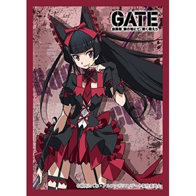 キャラクタースリーブコレクション GATE ロゥリィ・マーキュリーの商品画像
