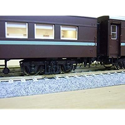 TOMIX 国鉄 スロ81系お座敷客車(茶)6両セット HO-002の商品画像