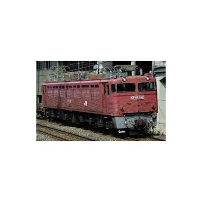 TOMIX 国鉄 EF81-300形電気機関車(1次形・ローズ) HO-131の商品画像