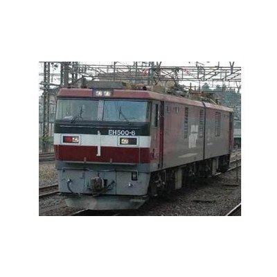 TOMIX JR EH500形電気機関車(2次形) HO-127の商品画像