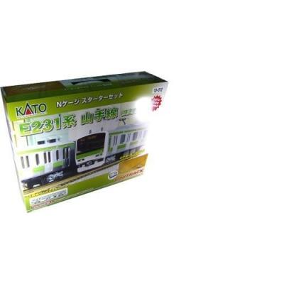 KATO スターターセットスペシャル E231系山手線 限定品 10-012の商品画像