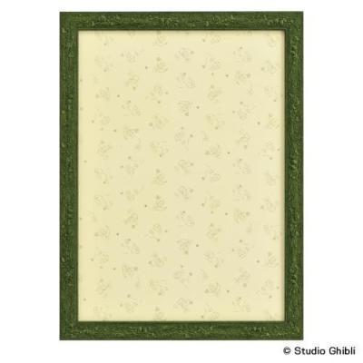 エンスカイ ジブリ作品専用パズルフレーム 500ピース用 葉っぱ(緑) 38x53cm 5-Bの商品画像