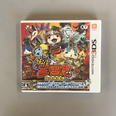 【3DS】 妖怪三国志の商品画像
