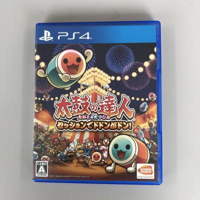 【PS4】 太鼓の達人 セッションでドドンがドン! [通常版]の商品画像