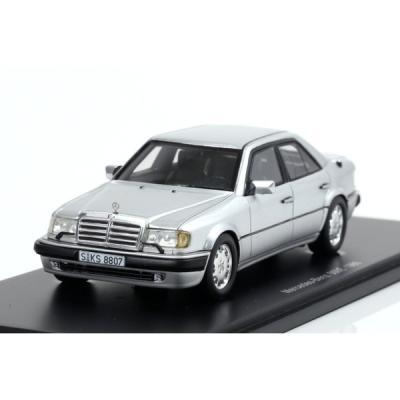 メルセデス・ベンツ 500E 1986 (Mシルバー) (1/43スケール S1021)の商品画像