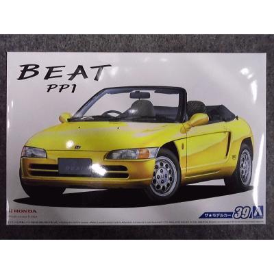 ホンダ PP1 ビート 1991 (1/24スケール ザ・モデルカー No.39 053393)の商品画像