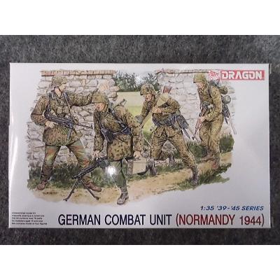ワッフェン SS ノルマンディ 1944 (1/35スケール 39-45 SERIES 6003)の商品画像