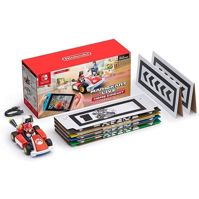 【Switch】 マリオカート ライブ ホームサーキット マリオセットの商品画像