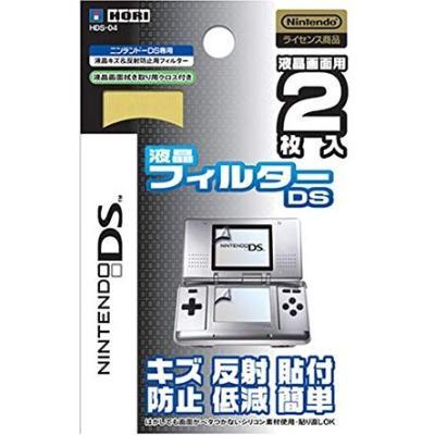 ニンテンドーDS用 液晶フィルターDSの商品画像