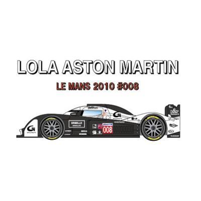 LOLA ASTON MARTIN (#008) LM 2010 (1/24スケール ST27-FK24103)の商品画像