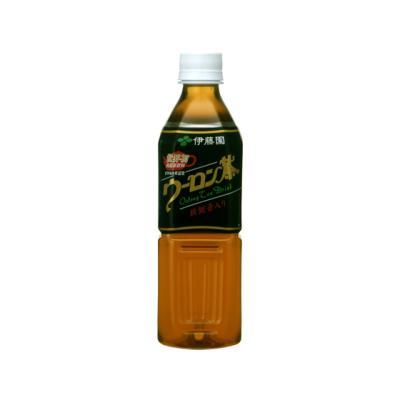 伊藤園 ウーロン茶 500ml × 1本 ペットボトルの商品画像
