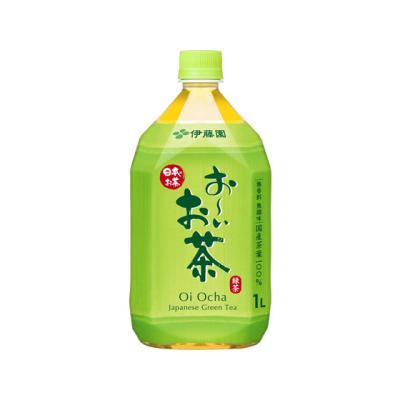 伊藤園 お~いお茶 緑茶 1000ml × 1本 ペットボトルの商品画像