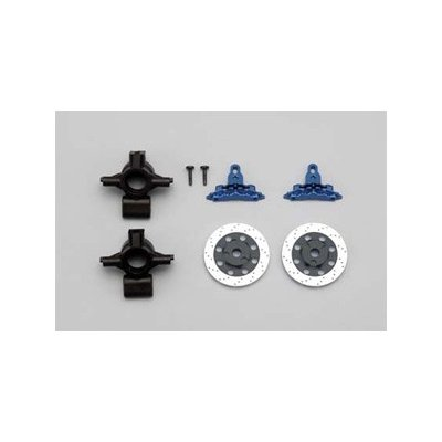 ドリパケ/プラス用 リアルキャリパー セット リヤ用 (ブルー) TS-2112Bの商品画像