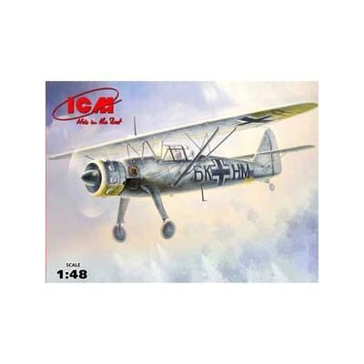 ドイツ ヘンシェル Hs126B 近接 偵察機 (1/48スケール IC48212)の商品画像