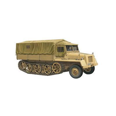 ドイツ sWs ハーフトラック 牽引車 カーゴタイプ (1/35スケール CB35172)の商品画像