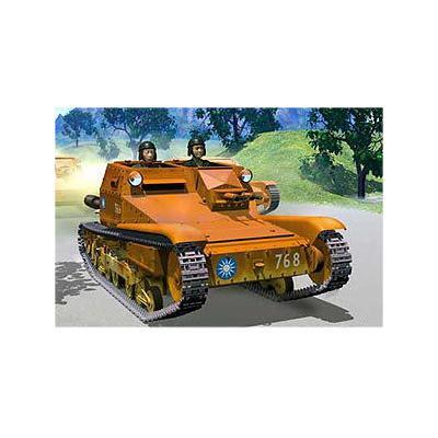 イタリア CVL3 /35 小型戦車 カーロベローチェ リベット車体 (1/35スケール CB35007)の商品画像