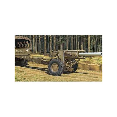アメリカ 155mm 榴弾砲 M1A1 大戦型 (1/35スケール CB35073)の商品画像