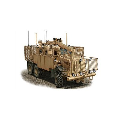 アメリカ バッファロー MPCV 地雷除去車両 スペースド &スラットアーマー (1/35スケール CB35145)の商品画像