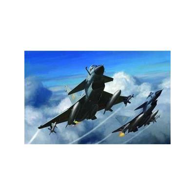 中国空軍 J-10A 単座 ジェット戦闘機 (1/48スケール CBF48004)の商品画像