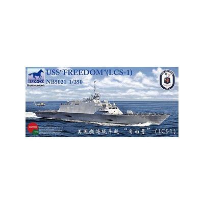 アメリカ 沿海域 戦闘艦 LCS-1 フリーダム (1/350スケール CB5021)の商品画像