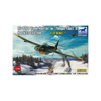 ドイツ ブローム ウントフォスBv P178 対戦車攻撃機 (1/72スケール CBF72004)の商品画像