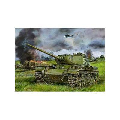 ロシア KV-85 重戦車 可動キャタピラ &インテリア (1/35スケール CB35110)の商品画像