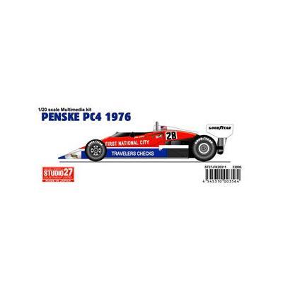 PENSKE PC4 (1/20スケール ST27-FK20311)の商品画像