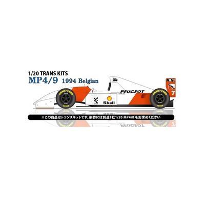 MP4/9 Belgian GP 1994 トランスキット (1/20スケール トランスキット ST27-TK2054)の商品画像