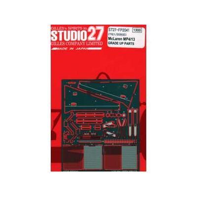 マクラーレン MP4/13 グレードアップパーツ (1/20スケール エッチングパーツ ST27-FP2041)の商品画像