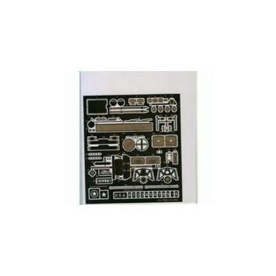 ウイリスMB グレードアップパーツ (1/24スケール ST27-FP2472)の商品画像