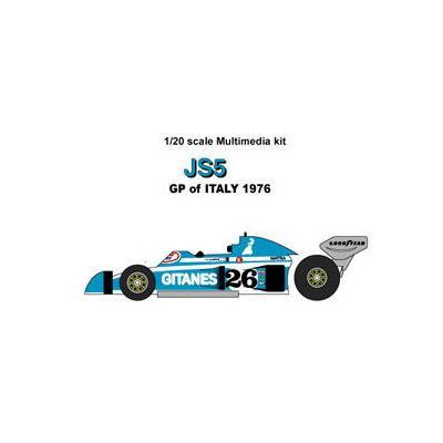 リジェJS5 イタリアGP (1/20スケール ST27-FK20267)の商品画像