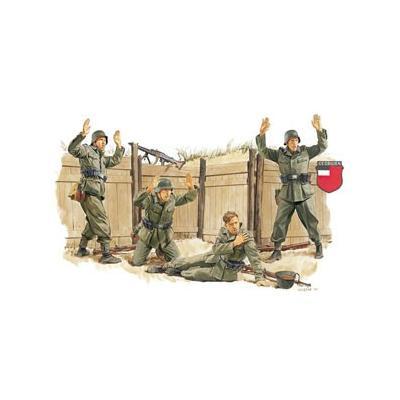 グルジア人 外人部隊 ノルマンディ 1944 (1/35スケール 39-45 SERIES 6277)の商品画像