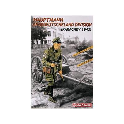 ドイツ グロスドイチェランド戦車師団大尉(カラコフ1943) (1/16スケール DR1627)の商品画像