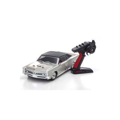 1/10RC EP 4WD フェーザーMk2 FZ02L レディセット 1967 ポンティアック GTO™ シャンパン メタリック 34431T1の商品画像