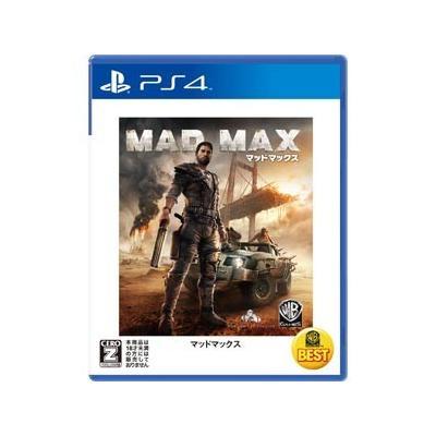 【PS4】 マッドマックス [WARNER THE BEST]の商品画像