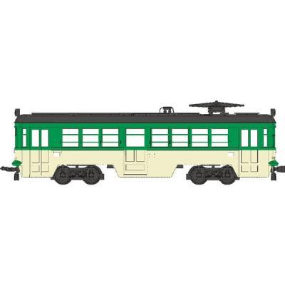 HOゲージの路面電車