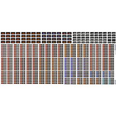 ジオマトリックス・デザイナーズ・インク 225系 阪和線 関西空港線 紀勢線 フィルムシール J8226Bの商品画像