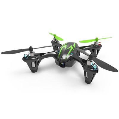 G-FORCE 2.4GHz 4ch Quadcopter X4 HD (ブラックグリーン) H107C-2の商品画像
