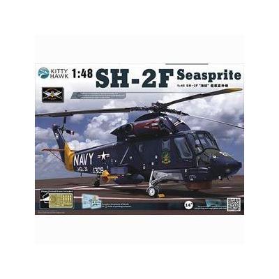 カマンSH-2F シースプライト・対潜ヘリコプター (1/48スケール KHMKH80122)の商品画像