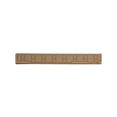 エヌ小屋 北斗星用パーツ オハネフ25北海道車・Bコン仕切り板 カトー製品対応 10624の商品画像