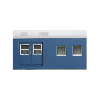 エヌ小屋 HOゲージ マニ50 簡易アルミサッシ表現パーツ ネコ・パブリッシング製品対応 10827の商品画像
