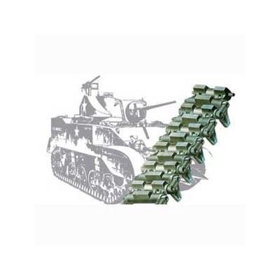 M5 /M8 軽戦車用 T36E6型 キャタピラ (1/35スケール 可動式連結キャタピラ・サスペンション FV35020)の商品画像
