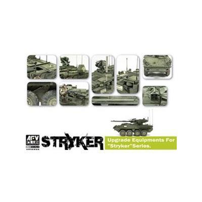 ストライカー用 装備品パーツセット (1/35スケール AFVキットシリーズ FV35S59)の商品画像