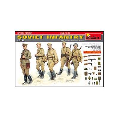 ソビエト 歩兵 特別版 (1/35スケール MA35108)の商品画像