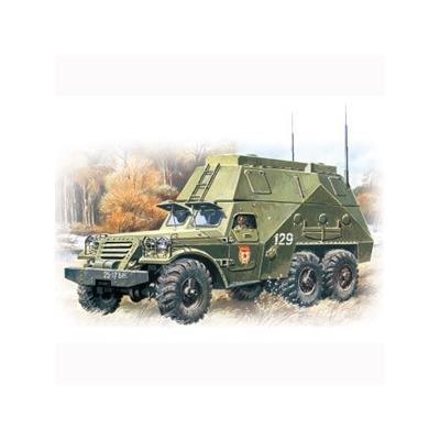 ソビエト BTR-152S 戦闘指揮車 (1/72スケール 72511)の商品画像