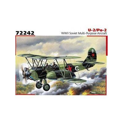 ポリカルポフ U-2 /Po-2 多目的機 (1/72スケール 72242)の商品画像