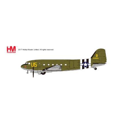 ダグラス C-47 `アメリカ陸軍航空隊 43-48608` (1/200スケール HL1309)の商品画像
