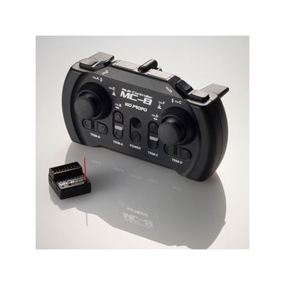 プロポ MC-8 2.4GHz MX-F EPセットB(PDS-2503+VFS-FR2) 10712の商品画像